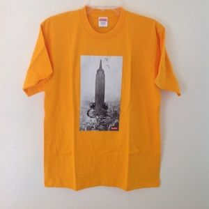 Supreme Mike Kelley The Empire State TShirt
